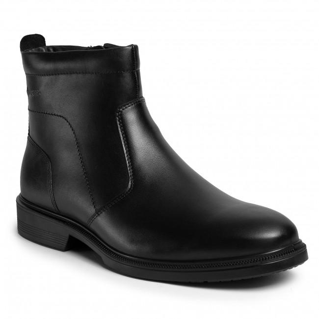 Knee High Boots ECCO - Lisbon GORE-TEX 62218401001 Black