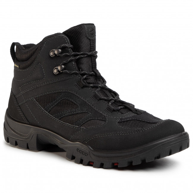 Trekker Boots ECCO - Expedition III M GORE-TEX 81127451052 Black/Black