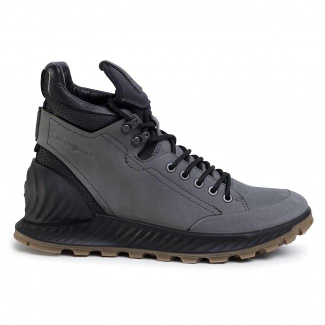 Knee High Boots ECCO Exostrike 83230401602 Dark Shadow