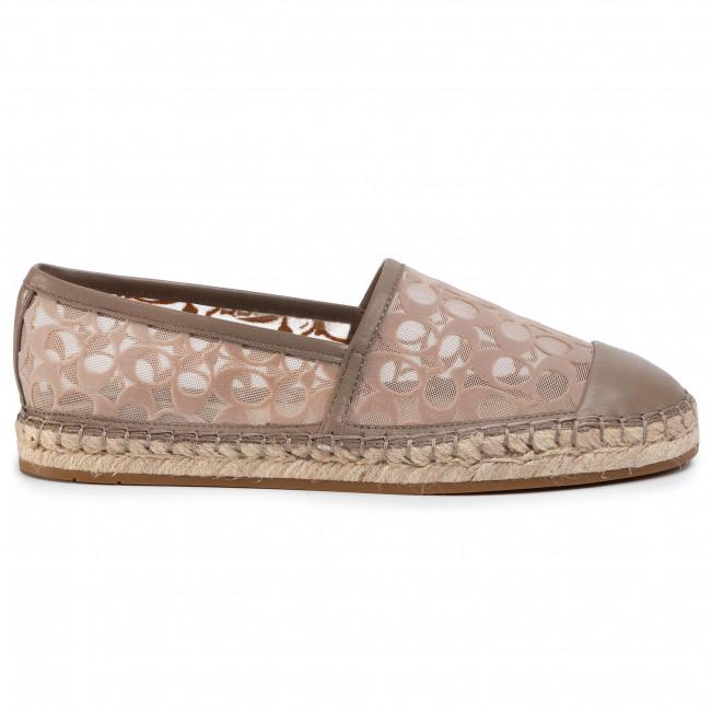 Espadrilles Coach - Cleo Esp Sig C Mesh G4819 11002151 Mushroom Low Shoes Women's