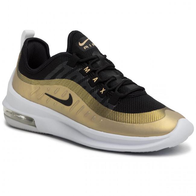 Shoes NIKE Air Max Axis AA2146 011 BlackBlackMtlc Gold Star