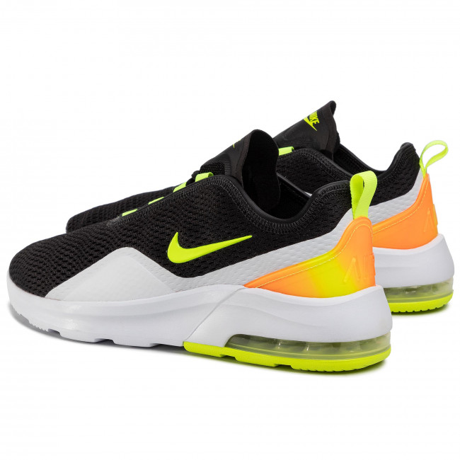 Shoes NIKE Air Max Motion 2 AO0266 007 BlackVoltWhiteTotal Orange
