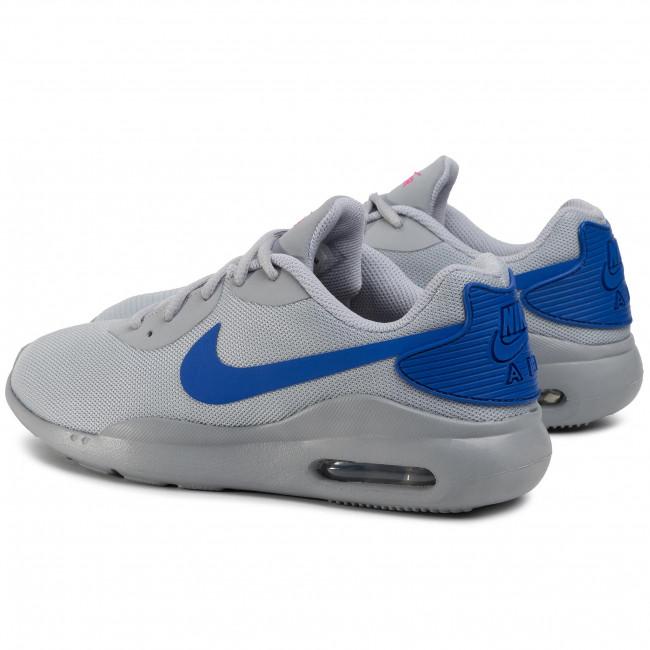 Shoes NIKE Air Max Oketo AQ2235 005 Wolf GreyRacer Blue