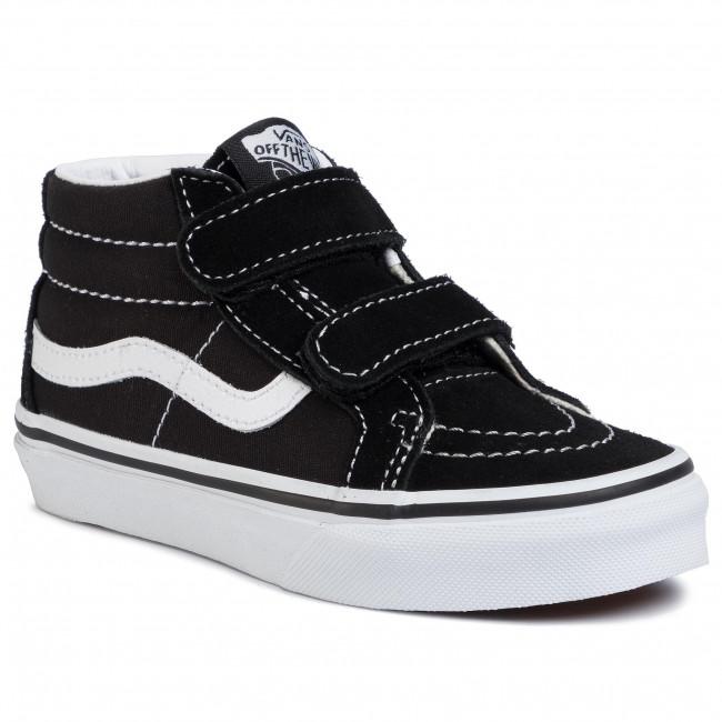 Sneakers VANS Sk8 Mid Reissue V VN00018T6BT1 BlackTrue White