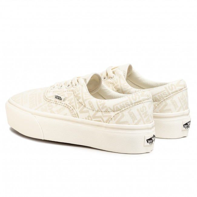 Vans 66 Era Platform Shoes