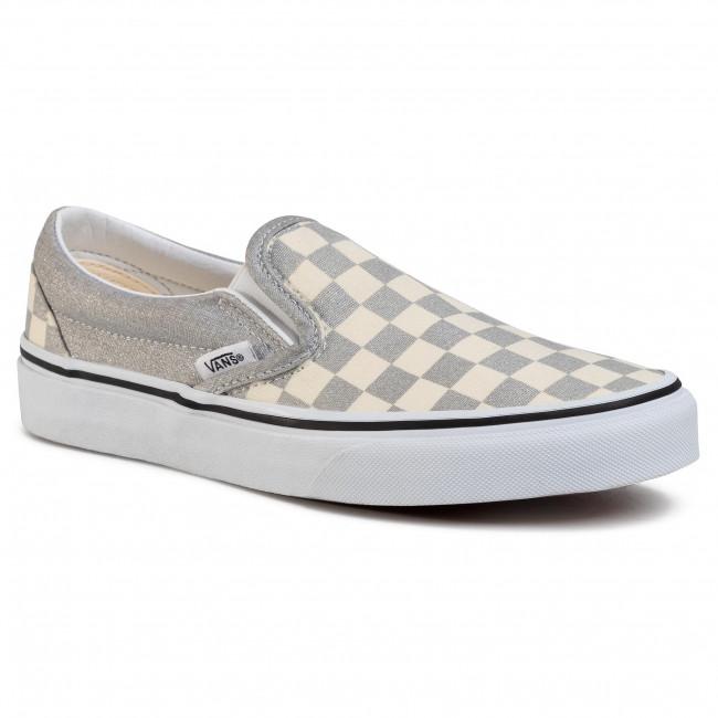 Classic Slip On Shoes | White | Vans