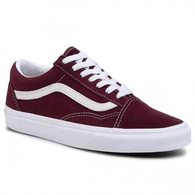 Plimsolls VANS Old Skool (Suede) Port Royale