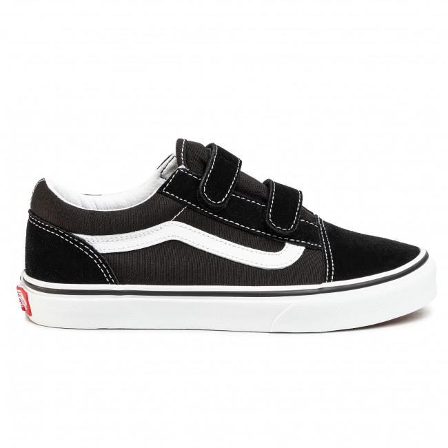 Plimsolls VANS - Old Skool V VN0A4UI16BT1 Black/True White