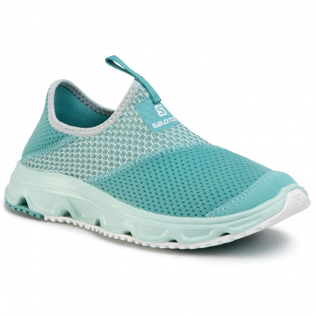 Shoes SALOMON Rx Moc 4.0 W 409551 MeadowbrookIcy MornWhite