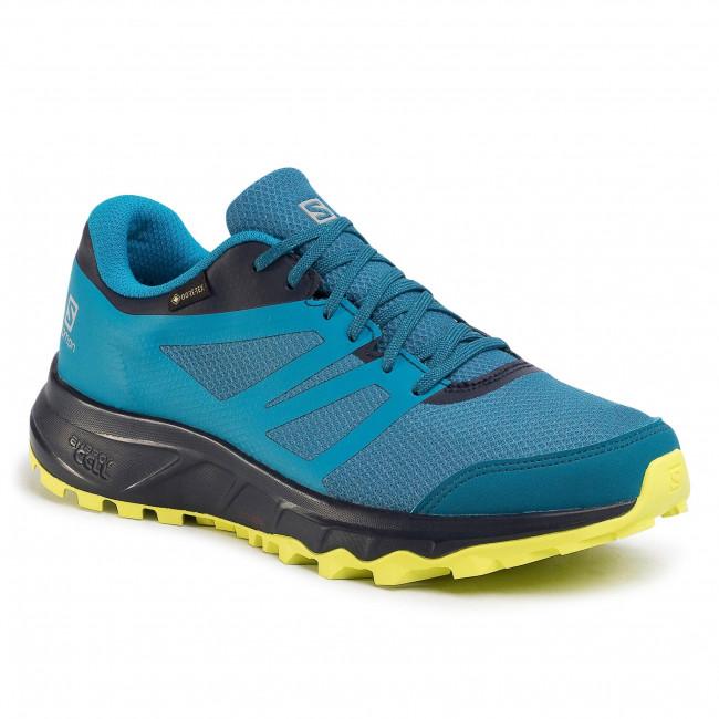 Shoes SALOMON Trailster 2 Gtx W GORE TEX 409637 27 W0 Lyons BlueNavy BlazerEvening Primrose