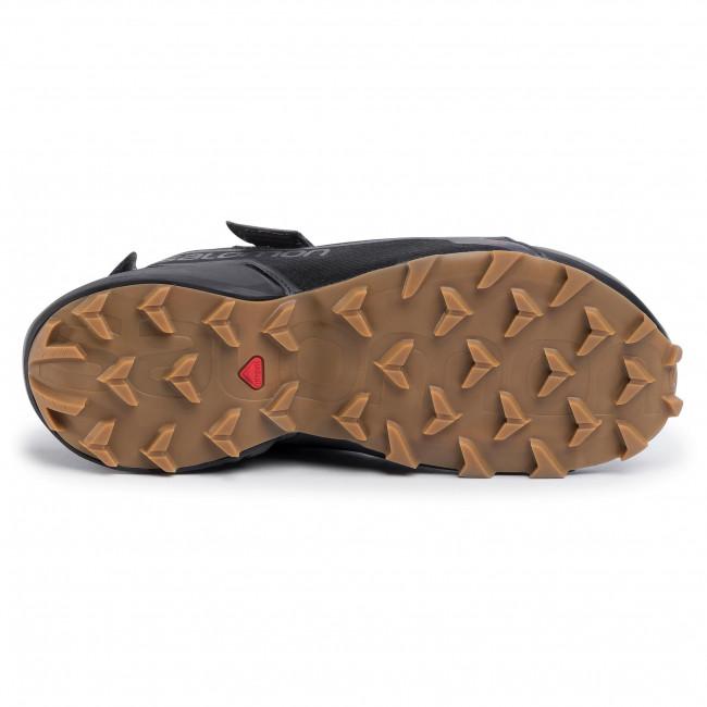 Sandals Salomon - Speedcross Sandal 409769 32 M0 Magnet/black/black Mules And Men's Shoes