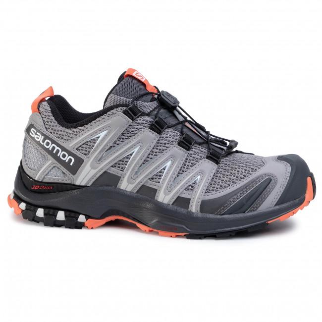 Shoes SALOMON Xa Pro 3D W 409776 25 V0 AlloyMagnetCamellia