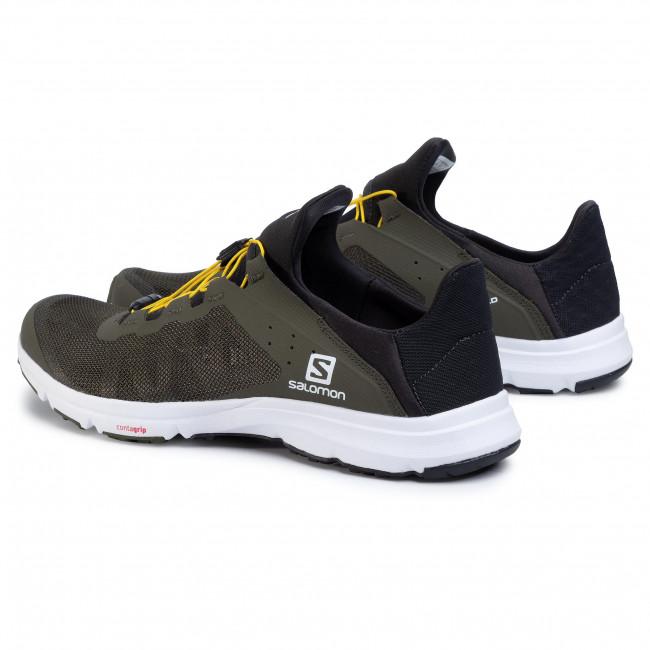 Shoes SALOMON Amphib Bold 409952 31 V0 Grape LeafPhantomWhite