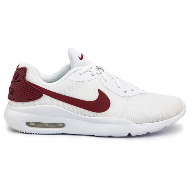 Shoes NIKE Air Max Oketo AQ2235 101 WhiteUniversity Red