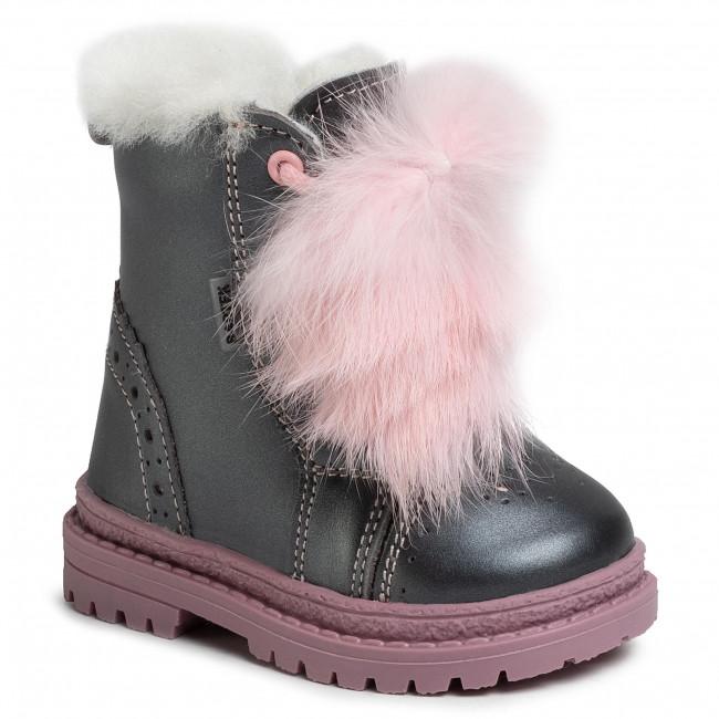 Knee High Boots BARTEK - 614770-29HX Grey