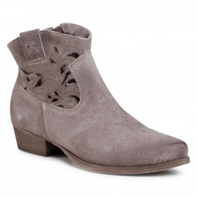 Boots MACIEJKA - 4619A-04/00-5 Beż