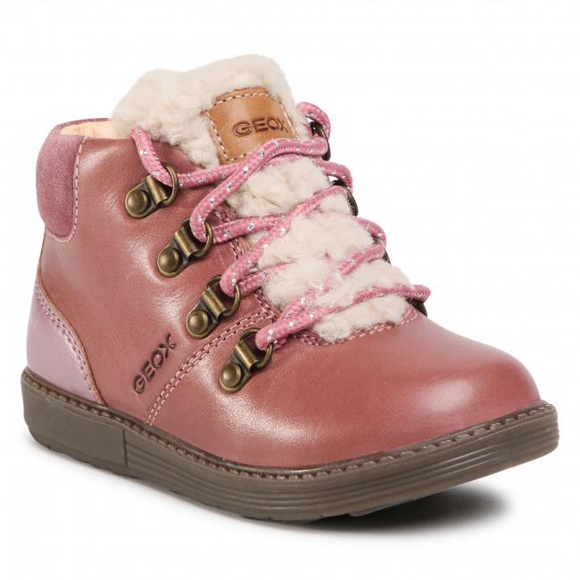 Hiking Boots GEOX - B Hynde G. D B042FD 000CL C8007 S Dk Rose