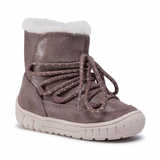 Knee High Boots GEOX - B Omar G. B B042GB 07722 C9006 M Smoke Grey