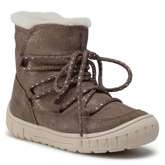 Knee High Boots GEOX - B042GB 07722 C9006 S Smoke Grey