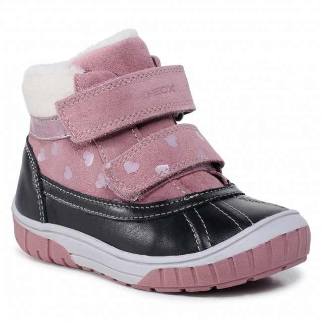 Snow Boots GEOX -  B Omar G.Wpf A B042LA 02285 C8025 S Rose Smoke