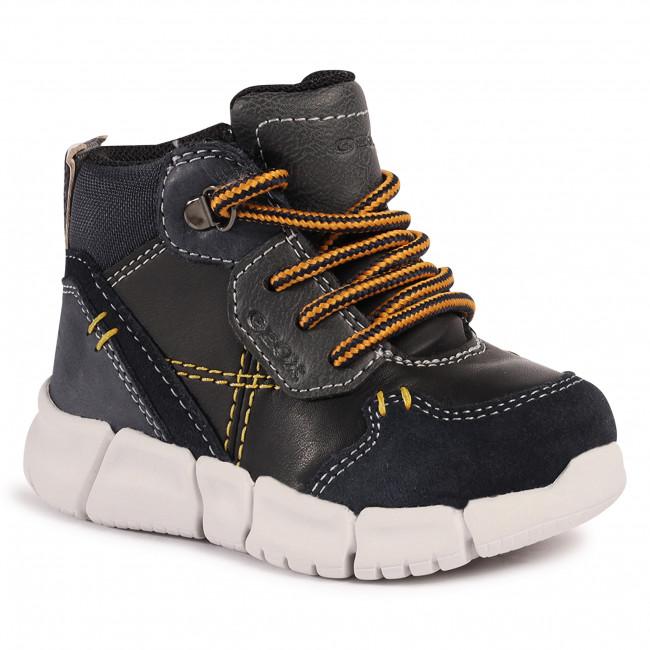 Boots GEOX - B Flexyper B. A B042TA 022BC C0045 M Navy/Black