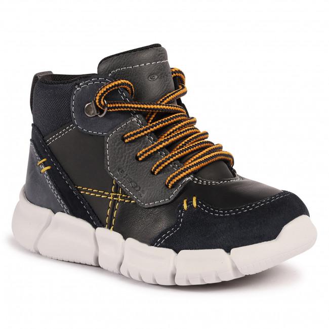 Boots GEOX - B Flexyper B. A B042TA 022BC C0045 S Navy/Black