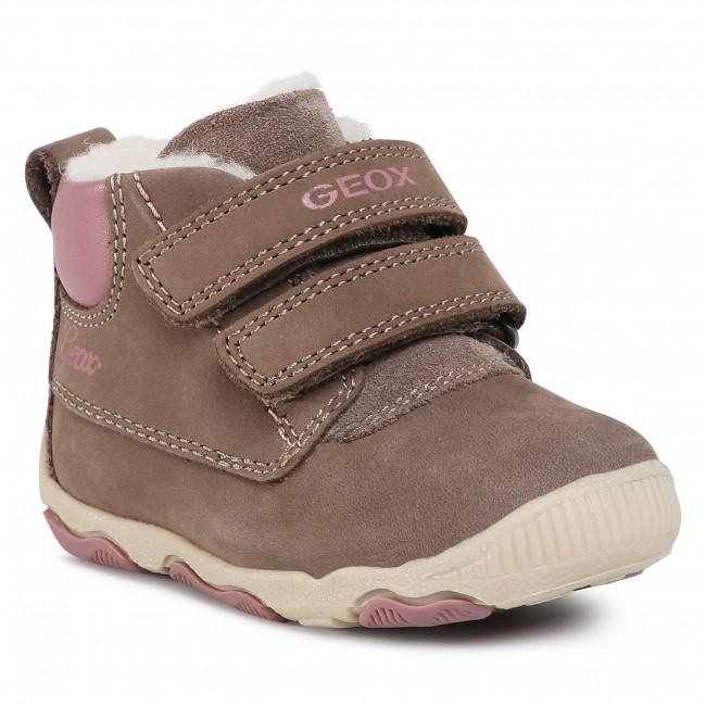 Boots GEOX - B N.Balu' G.A B940QA 032BC C9006 Smoke Grey