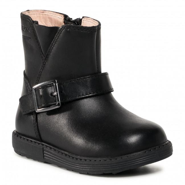 Knee High Boots GEOX - B Hynde G. Wpf A B943MA 00043 C9999 M Black