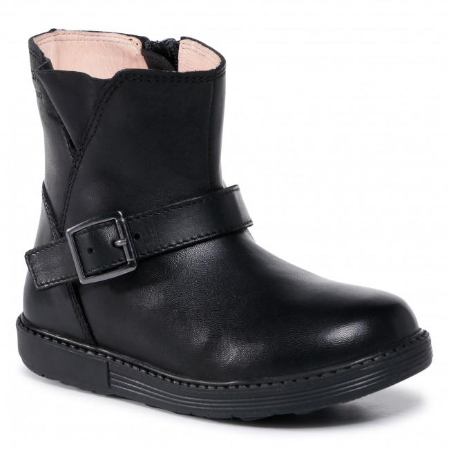 Knee High Boots GEOX - B Hynde G. Wpf A B943MA 00043 C9999 S Black