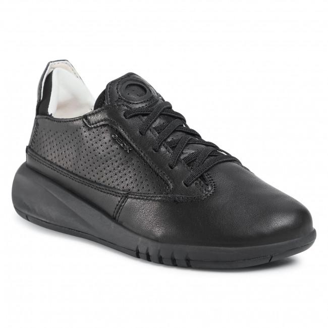 Trainers GEOX - D Aerantis A D02HNA 00085 C9996 Black/Black