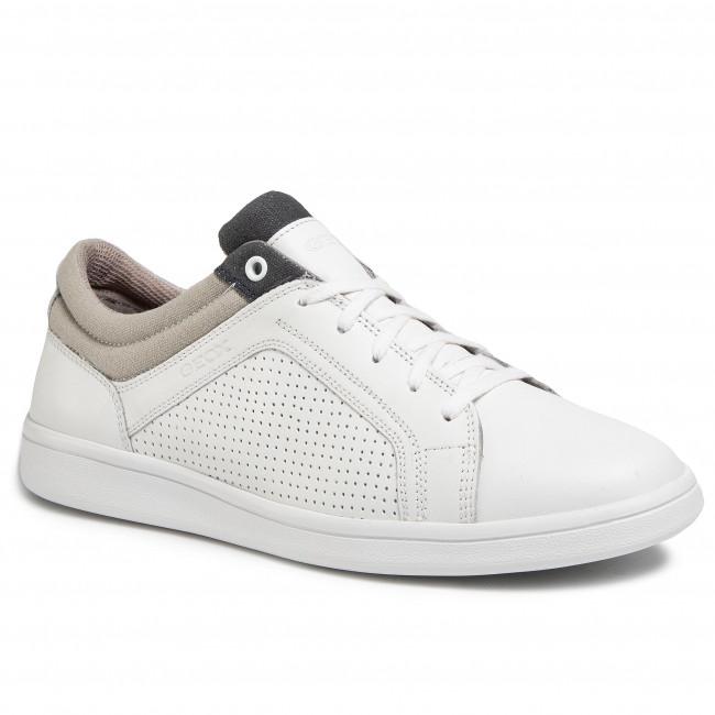 Sneakers GEOX - U Warrens C U020LC 00043 C1000 White