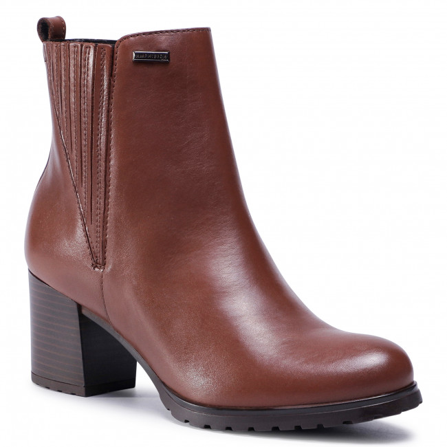 Barricada Normal Evaluable  Ankle boots GEOX - D New Lise Np Abx A D046ZA 00043 C0013 Brown - Boots -  High boots and others - Women's shoes   efootwear.eu