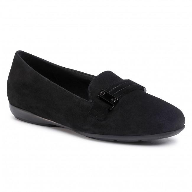 Shoes GEOX - D Annytan A D047NA 00021 C9999 Black