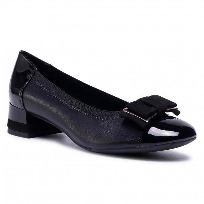 Producción mezcla tiempo  Shoes GEOX - D Chloo M. A D049XA 0TUHH C9999 Black - Flats - Low shoes -  Women's shoes | efootwear.eu