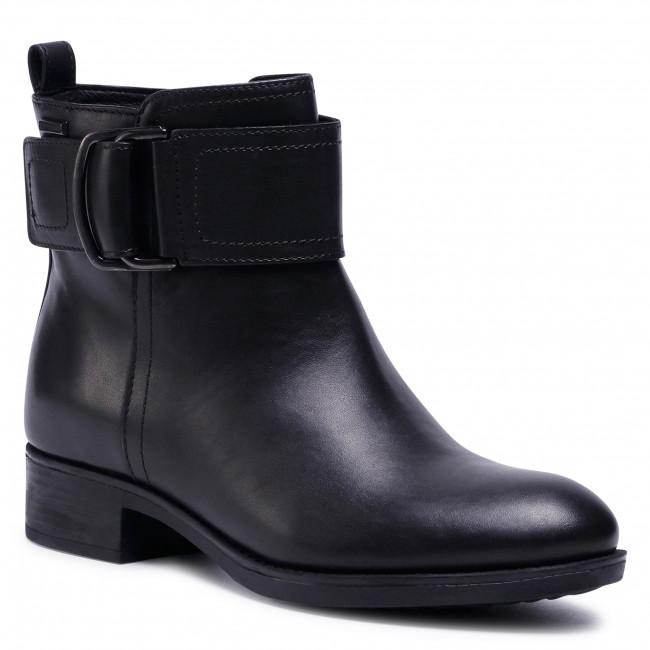 Ankle boots GEOX - D Felicity Np Abx A D04BLA 00043 C9999 Black
