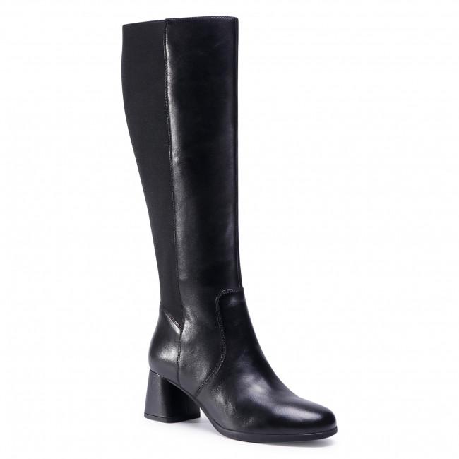 Knee High Boots GEOX - D Calinda M.D D04EFD 00085 C9999  Black