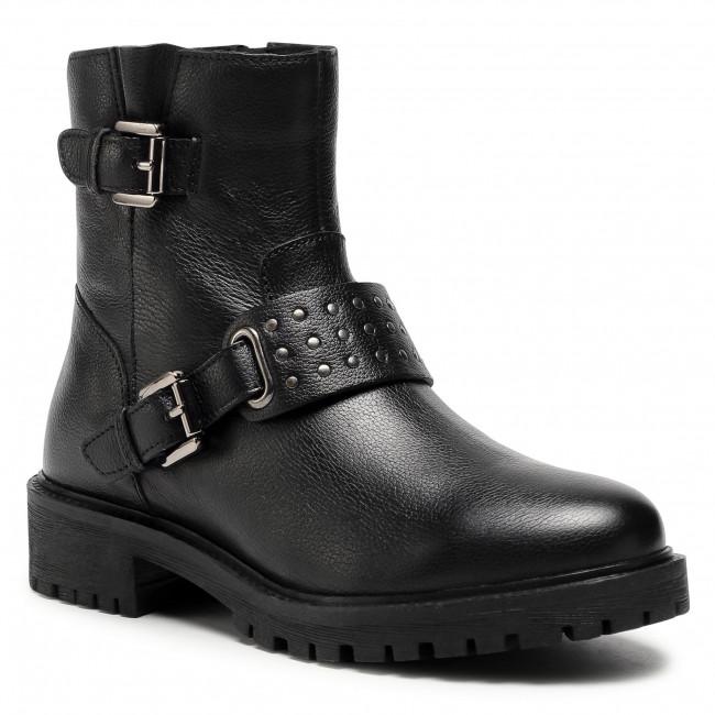 Hiking Boots GEOX - D Hoara D D04FTD 00085 C9999 Black