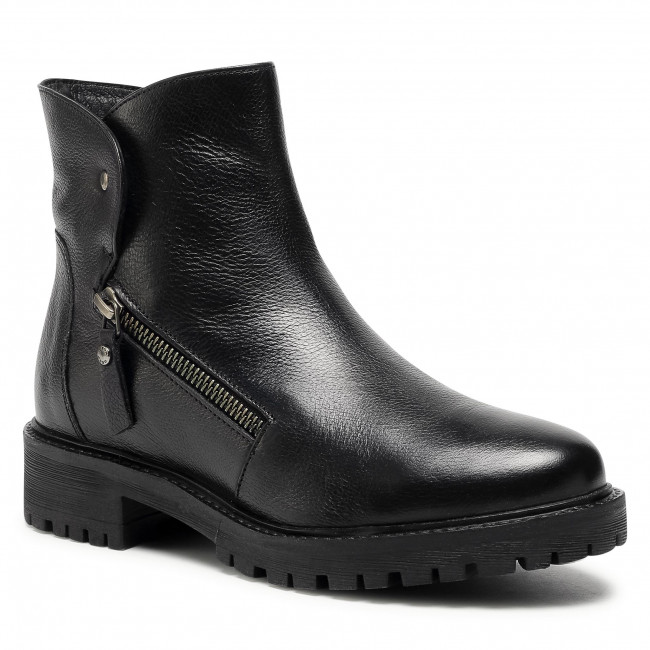 Hiking Boots GEOX - D Hoara F D04FTF 00085 C9999 Black
