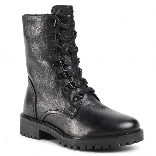 Hiking Boots GEOX - D Hoara G D04FTG 00085 C9999 Black