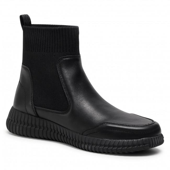 Ankle boots GEOX - D Noovae A D04GAA 0856K C9999 Black