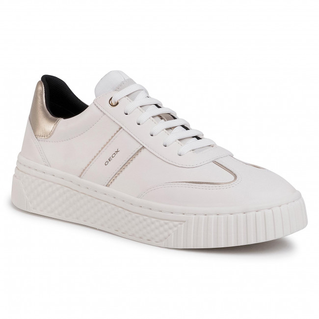 Trainers GEOX - D Licena B D04HSB 085NF C1002 Off White