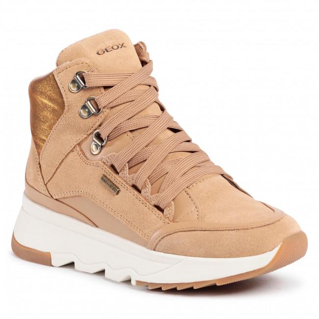 Trekker Boots GEOX - D Falena B Abx A D04HXA 02285 C5006 Camel