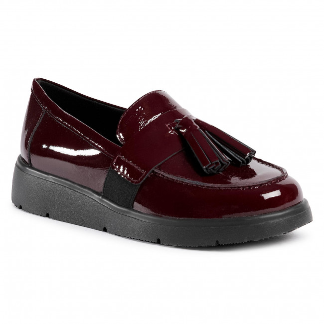 Shoes GEOX - D Arlara A D04LCA 00067 C7005  Bordeaux