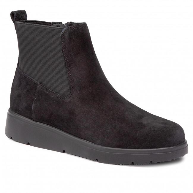 Ankle boots GEOX - D Arlara G D04LCG 00022 C9999 Black