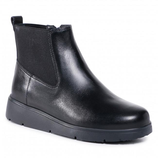 Ankle boots GEOX - D Arlara G D04LCG 00085 C9999 Black