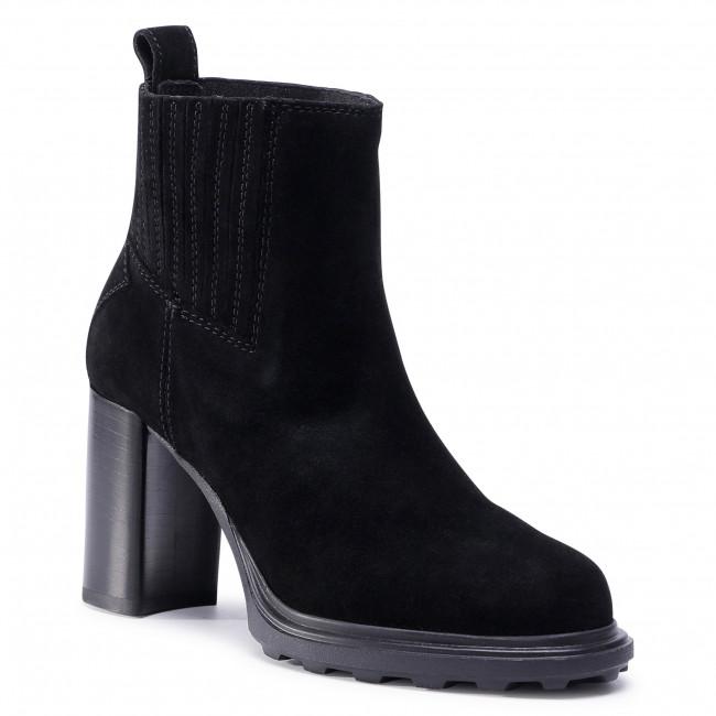 Ankle boots GEOX - D Salice High B D04LFB 00023 C9999 Black