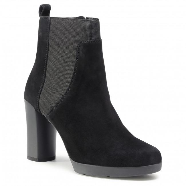 Ankle boots GEOX - D Anylla Ha A D04LMA 00021 C9999 Black