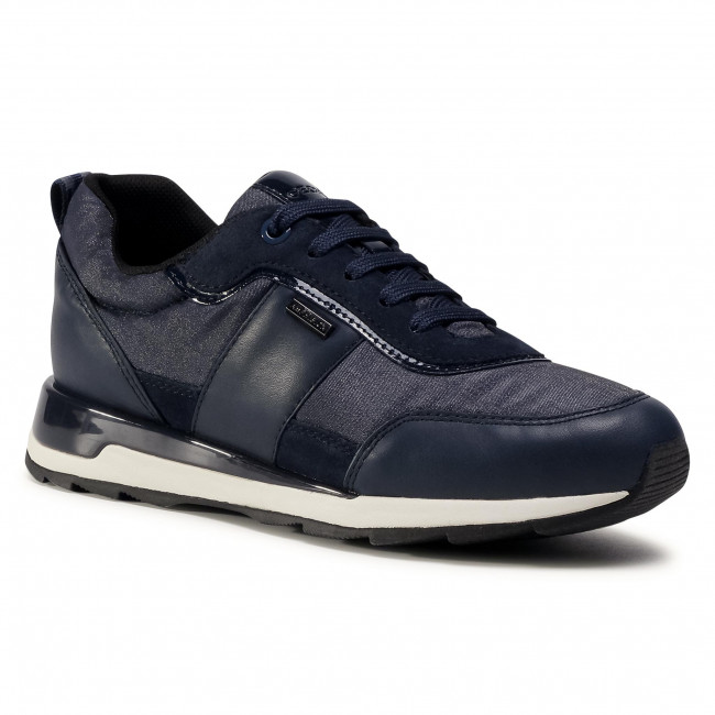 Trainers GEOX - D New Aneko B Abx A D04LYA 085AS C4002  Navy