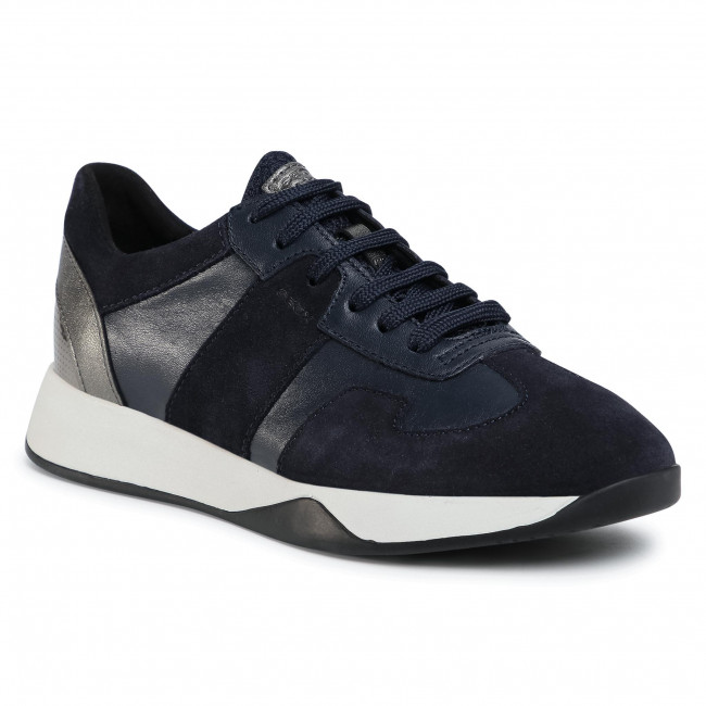 Trainers GEOX - D Suzzie B D94FRB 08522 C4002 Navy