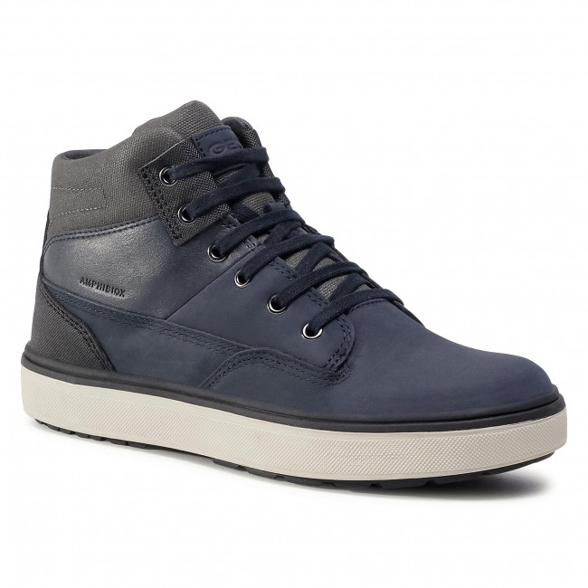 Boots GEOX - J Mattias B Abx A J040DA032CQC0718 D Navy/Dark Grey